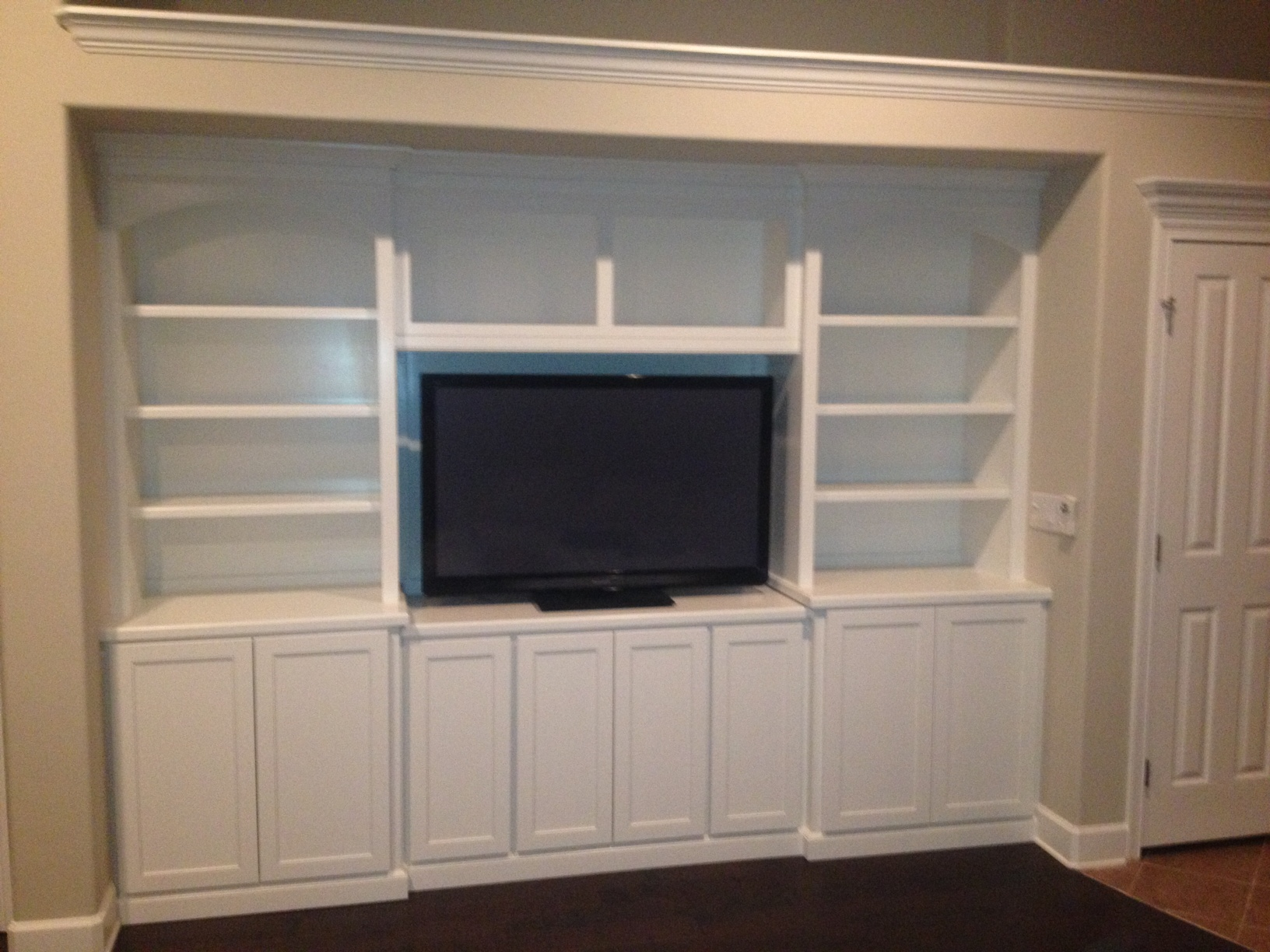 The Gallery For Ideas For Built In Entertainment Centers