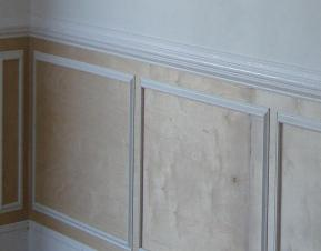 Chair Rail Molding