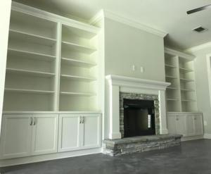 built in furniture