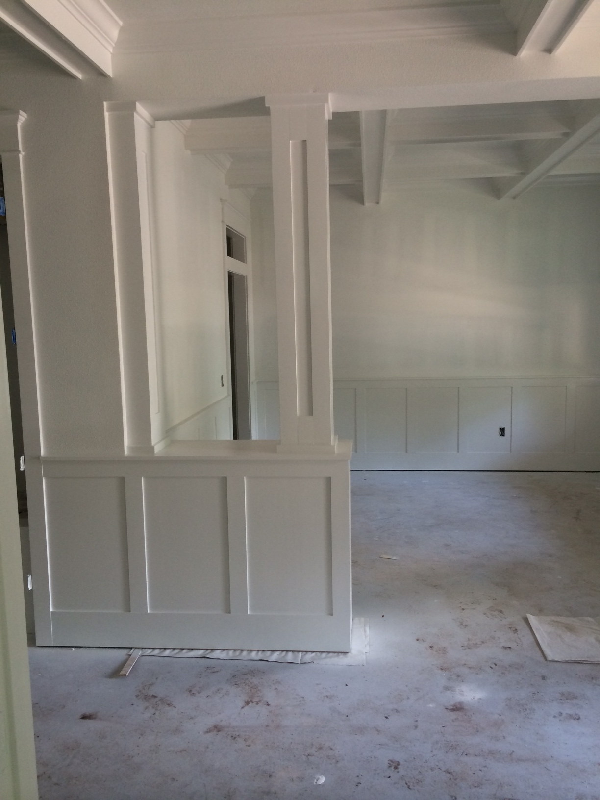 Wainscoting Gallery Gloger Construction